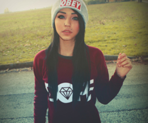 dope, obey, and girl image