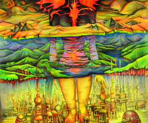 life and trippy image