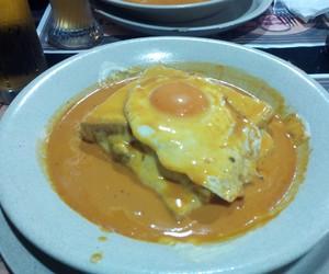 portugal, francesinha, and portuguese food image