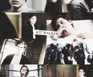 ahs, evan peters, and kit walker image
