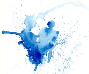 amazing, Bleu, and art image