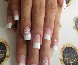 nail and uñas image