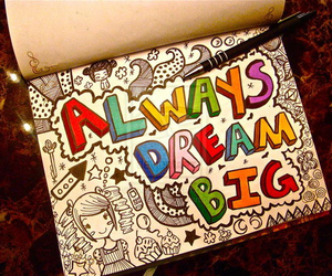 Dream, drawing, and art image