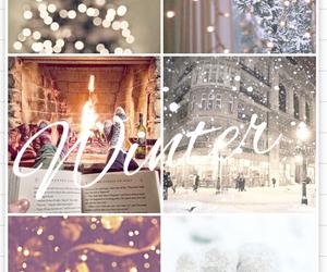 beautiful, book, and christmas image