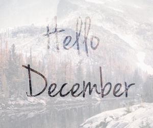 beatiful, christmas, and december image