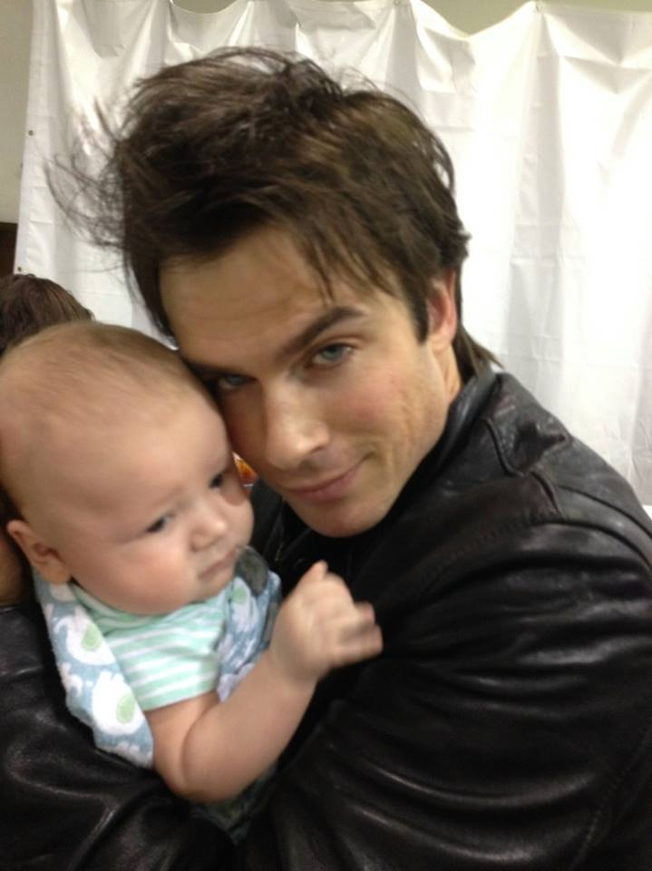 Image About Cute In Ian Somerhalder By Stb