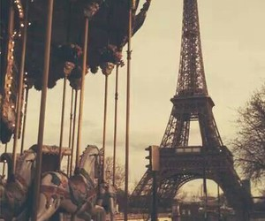 lugares, paris, and love image