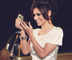 cheryl cole, makeup, and fashion image