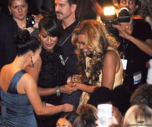 kim kardashian and beyoncé image