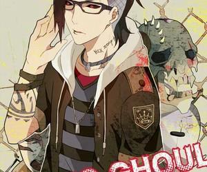 tokyo ghoul, anime, and uta image