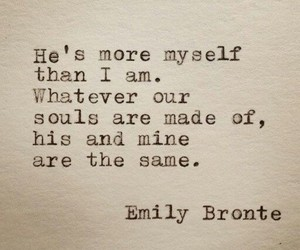 love, quote, and soul image
