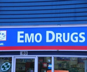 drugs and emo image