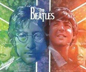 the beatles music rock image