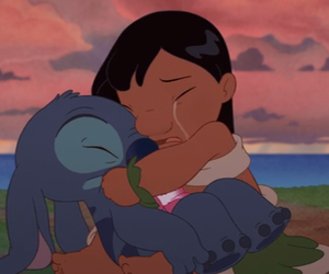 cry, disney, and death image