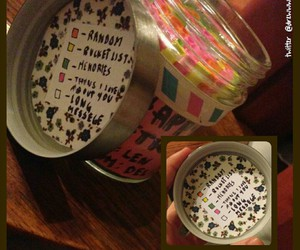 crafts, diy, and letters image