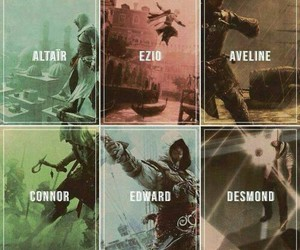 assassins, Assassins Creed, and assassins creed series image
