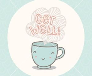 healthy, lemon, and get well image