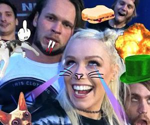 bands, tonight alive, and jake hardy image