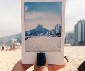 beach, indie, and photo image