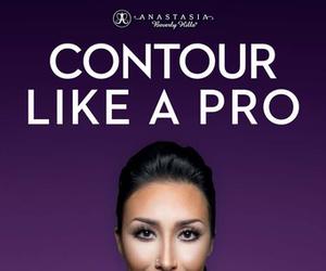 contour, makeup, and maquillaje image