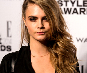 cara delevingne, beautiful, and hair image