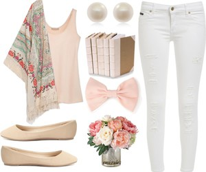 cute, dressy, and Polyvore image