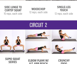 health, fitness, and workout image