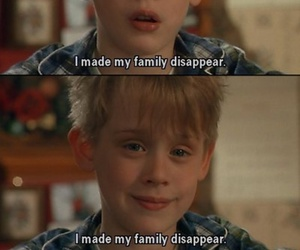 home alone, family, and funny image
