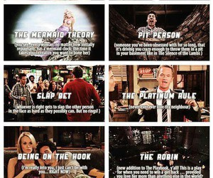 el, himym, and how i met your mother image