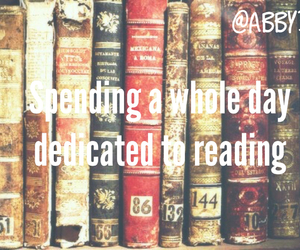 books, days, and dedicated image