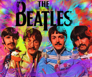 the beatles and music image