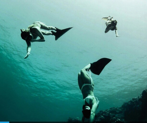 ocean, people, and so cool image