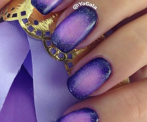 diy, manicure, and diy nails image