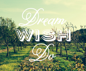 do, Dream, and quote image
