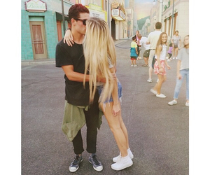 blonde, couple, and inspiration image
