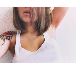 girl, swag, and underarm image