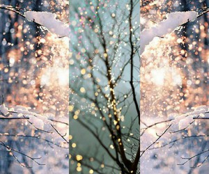 background, pretty, and christmas image