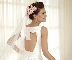 beautiful, beauty, and boda image