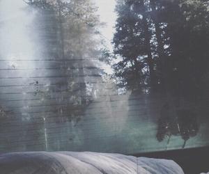 car, fog, and grunge image