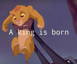 disney, family, and king image