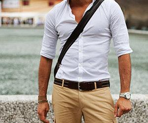 fashion, looks, and man image