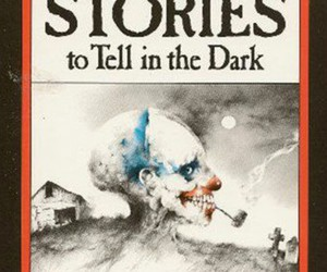 childhood, scary stories, and alvin schwartz image