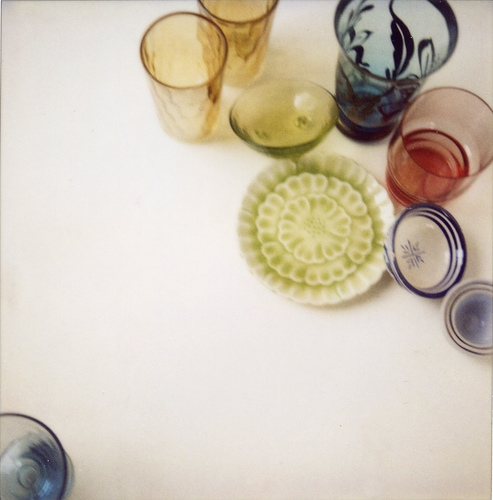 deco, glass, and glasses image