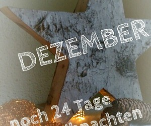dezember, spruch, and dekoration image