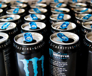 monster, photography, and blue image