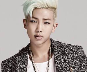 bts, rap monster, and kpop image
