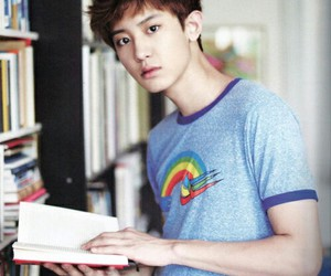 park chan yeol, exo, and exo-k image