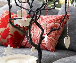 romantic, winter, and christmas decor image