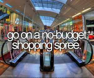 mall, shopping, and tumblr image