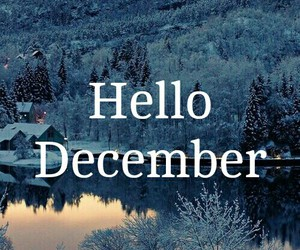 blue, winter, and month image